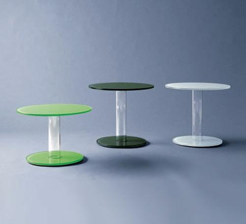coole designer couchtische von glas italia attraktive. Black Bedroom Furniture Sets. Home Design Ideas