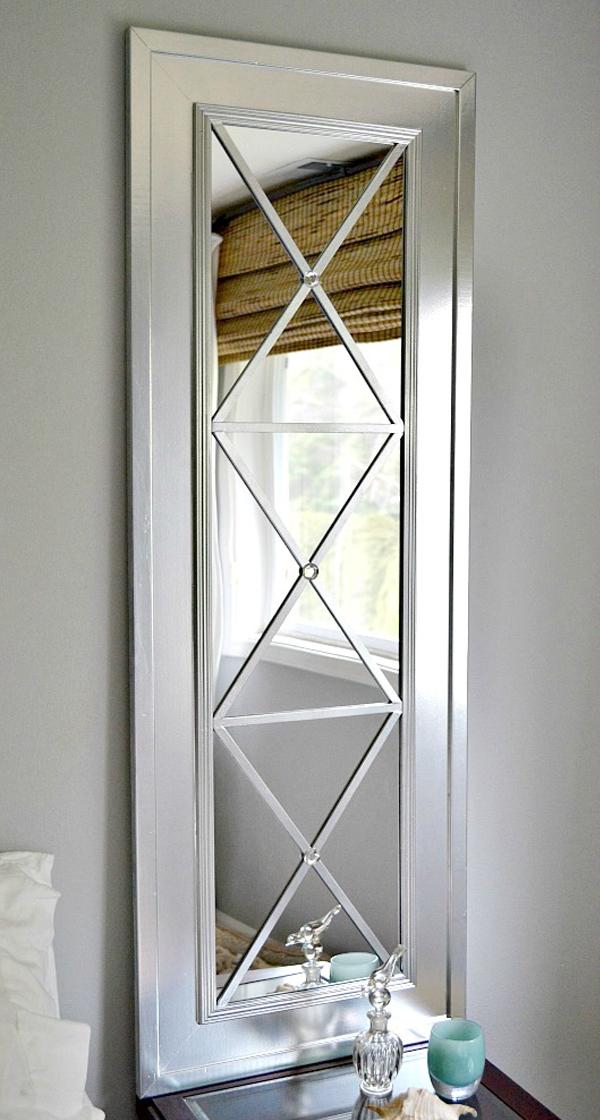 coole diy spiegel sehr anspruchsvoll aber erschwinglich. Black Bedroom Furniture Sets. Home Design Ideas