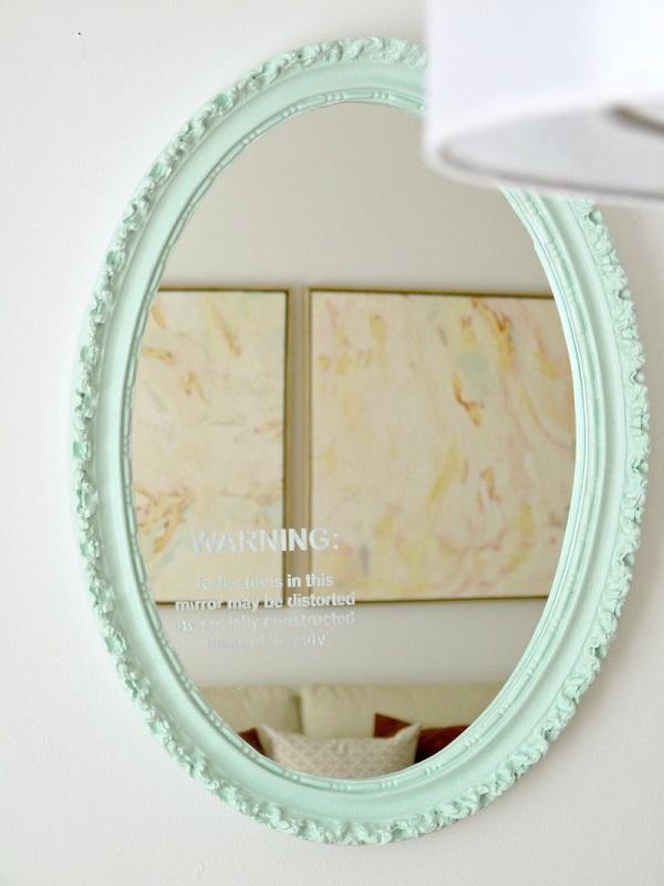 Coole DIY Spiegel – sehr anspruchsvoll aber erschwinglich