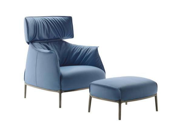 cooler luxus sessel elegante form antik hauch