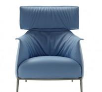 Cooler Luxus Sessel – Archibald King von Poltrona Frau