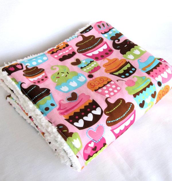 cupcakes möbel designs decke kuchen muster originell süß