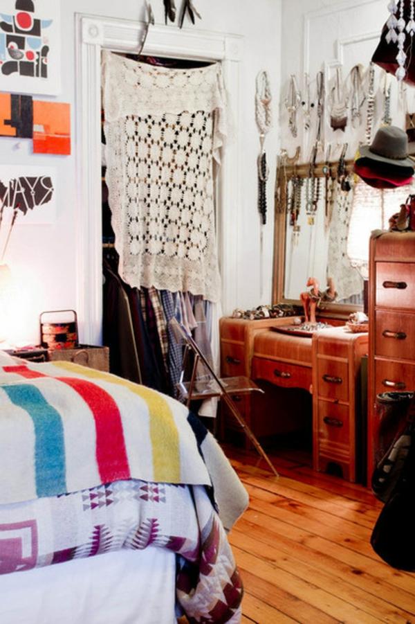 das kleine studio apartment häckelspitze und geschmeidiges möbel design antik