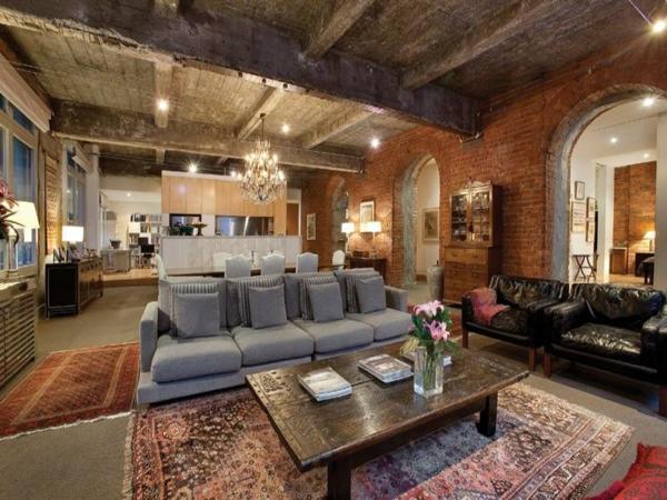 Wohnideen Umbau quintessentialer umbau das ultimative lagerhaus loft