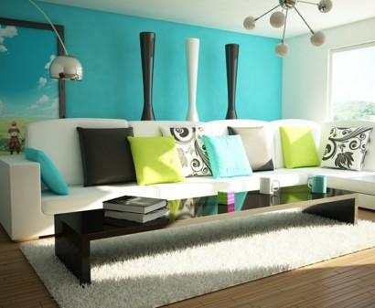 Das zuhause gem tlich einrichten die neugestaltung einer wohnung - Wandfliesen verlegen wo anfangen ...