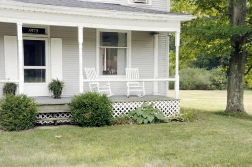das zuhause schöner einrichten außenbereeich veranda