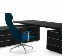 Der stilvolle und zeitgenössische Schreibtisch von Cappellini