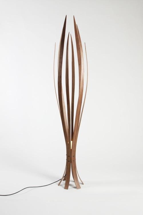 Holz Lampen Von Johan Lindstén ~ 10 Designer Stehleuchten zum Bewundern – originelle und elegante