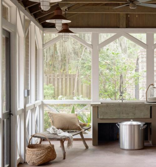 Wie Kann Man Schlafzimmer Einrichten: 16 Tipps Dafür, Wie Man Die Küche Im Sommer Einrichten Kann