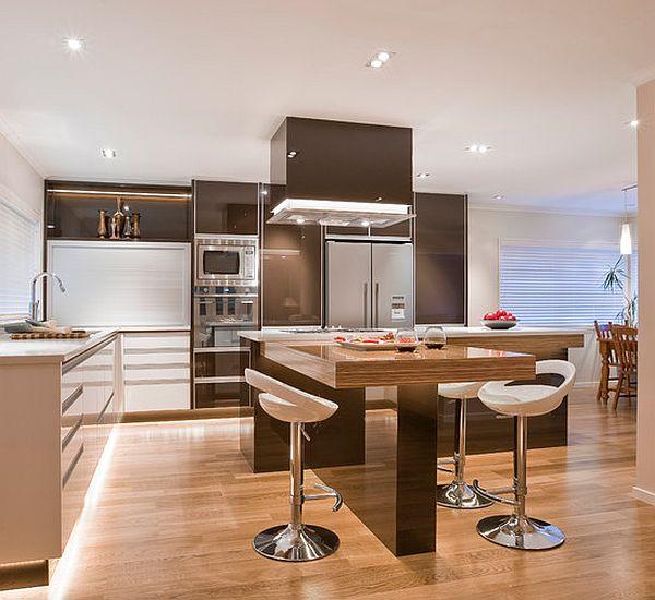 Die Küche neu gestalten – Auffallende Küchen Design Ideen für ein ...