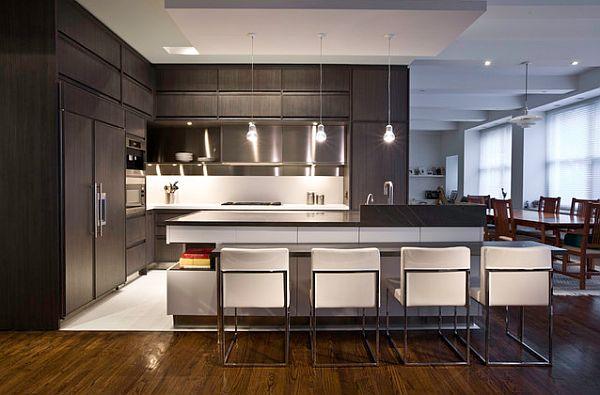 Einrichtungsideen küche modern  Die Küche neu gestalten - 41 Auffallende Küchen Design Ideen