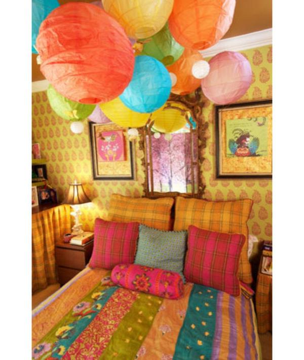 Genial Ein Magisches Ambiente Mit Lampions Farbebfroh Und Prächtig