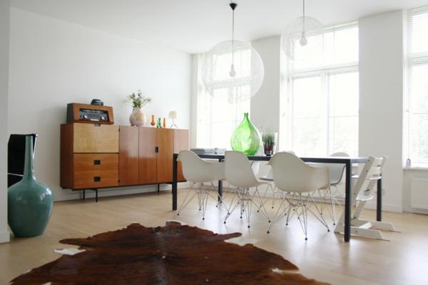 eine wohnung mit schwung - tolle design ideen für ihr zuhause - Wohnung Design