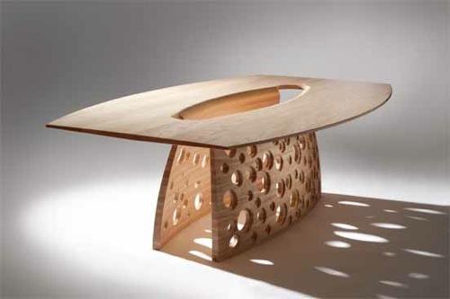 Elegant Doppel Funktion Archibird Designer Tisch Vogelkäfig