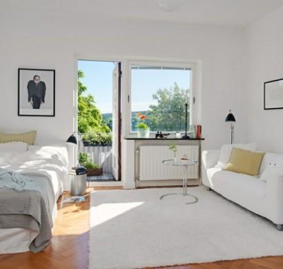 Schweden Einrichtung charmante einzimmerwohnung in schweden mit vorteilen aus zwei epochen