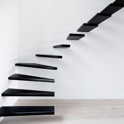 Treppen Ohne Geländer 10 erstaunliche innovative treppen mit und ohne geländer