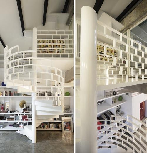 Treppen Bucher 10 erstaunliche innovative treppen mit und ohne geländer