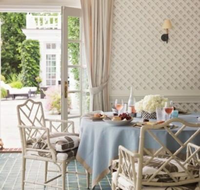 Schön 10 Tipps Für Ihr Esszimmer Dekoration Im Sommer