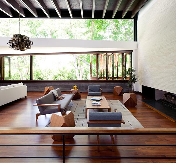 extravagante residenz innerhalb einer bezaubernden landschaft sitzecke