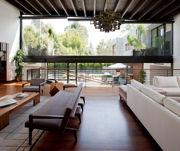 extravagante residenz innerhalb einer bezaubernden landschaft sofa