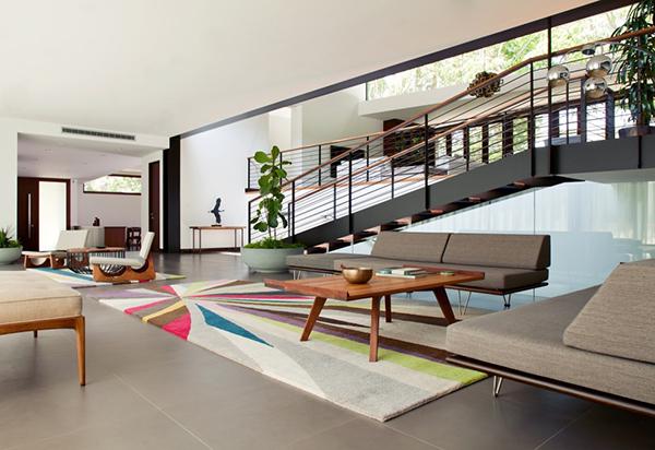 extravagante residenz innerhalb einer bezaubernden landschaft wohnzimmer