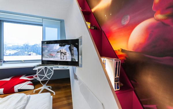 Fabelhafte Teenager Zimmer fesseln den Blick mit modernen ...