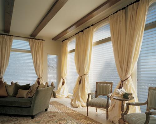fenster deko ideen prächtige gardinen im orientalischen stil