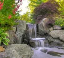 Findlinge im Garten für eine schönere Landschaft