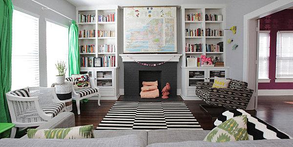 5 tipps und 17 frische interior designs sommerstimmung. Black Bedroom Furniture Sets. Home Design Ideas