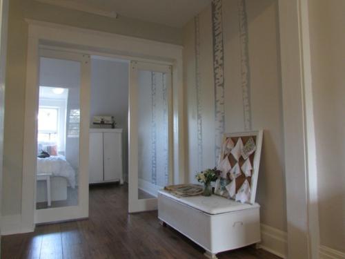 frisches interieur design in einem traditionellen haus kommode türen