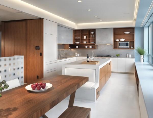 Gem Tliche K Chen gemütliche küche einrichten überdimensionierte küchen designs