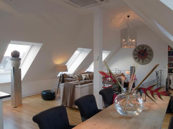 gewagte einrichtung f r penthouse wohnung in der. Black Bedroom Furniture Sets. Home Design Ideas