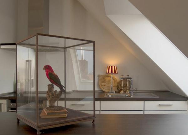 coole einrichtung für penthouse wohnung vogel dekoration