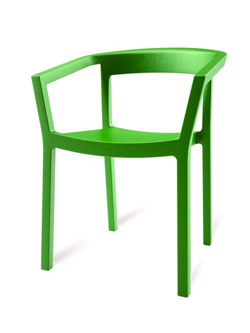 grüne designer stühle acryl sachlich struktur esszimmer