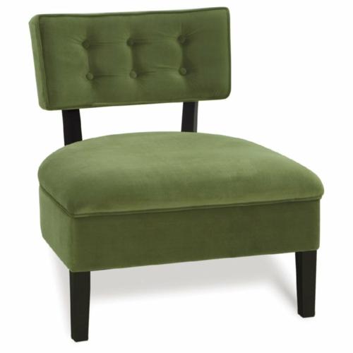 grüne Designer Stühle und Sessel rücklehne rahmen sitzplatz