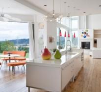 Grüne Trend Küche - 10 gesunde und umweltfreundliche Ideen