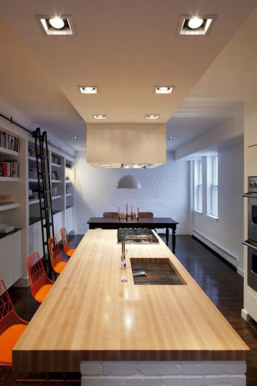 Integrierte Beleuchtung zu Hause - Raumbeleuchtung installieren