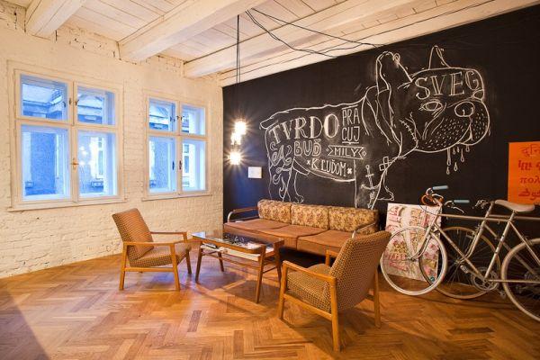 interessant tafel schwarz homeoffice holz möbel traditionell sitzecke