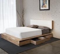 Alles weggeräumt: 10 interessante Betten mit Stauraum