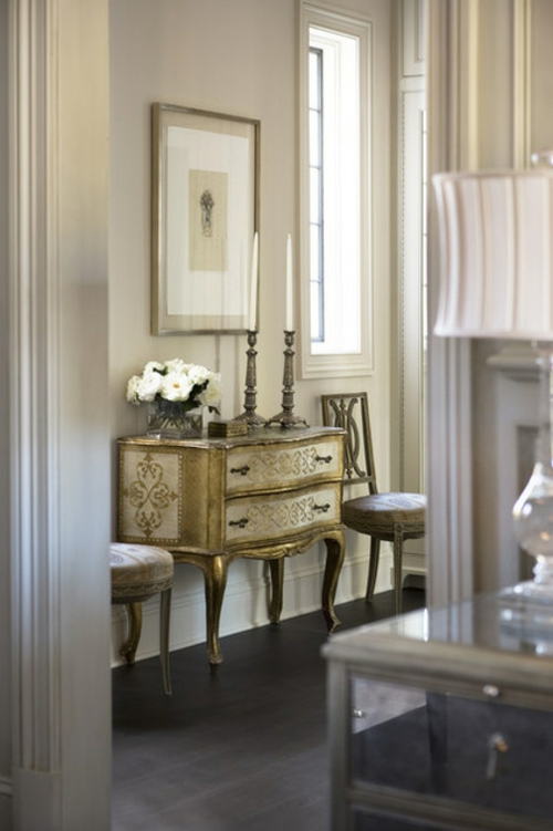 12 interieur designs im italienischen stil schickes ambiente for Sessel 40er design