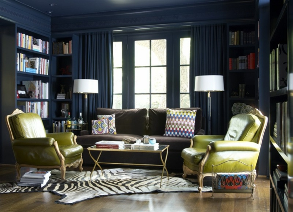 Art Deco Paint Colors For Walls
