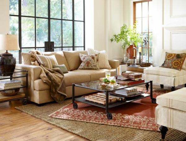 interior design mythen wunderschöne teppiche sisal und muster in hellbraun