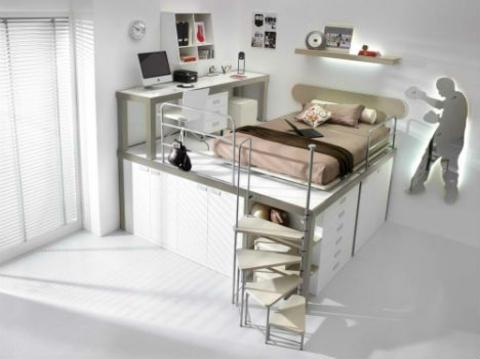 Gestaltung Von Kleinen Schlafzimmer N: Schlafzimmer mit farbe ...