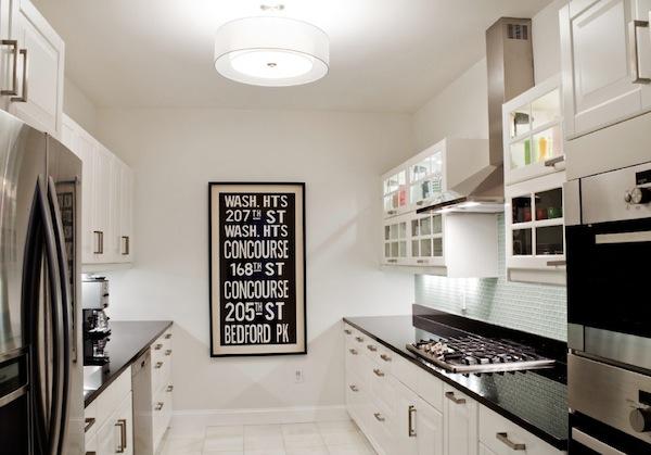 kleine eingebaute k che hervorragende design ideen. Black Bedroom Furniture Sets. Home Design Ideas