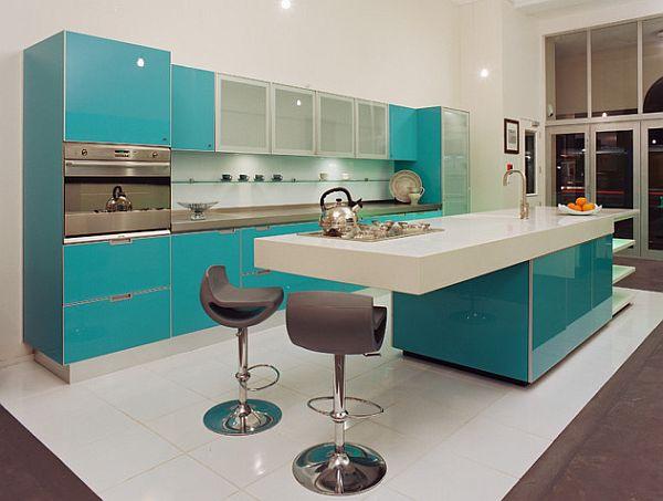 die k che neu gestalten 41 auffallende k chen design ideen. Black Bedroom Furniture Sets. Home Design Ideas