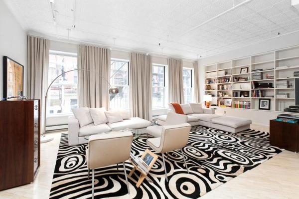 Gardinen Wohnzimmer Design | Pauwnieuws