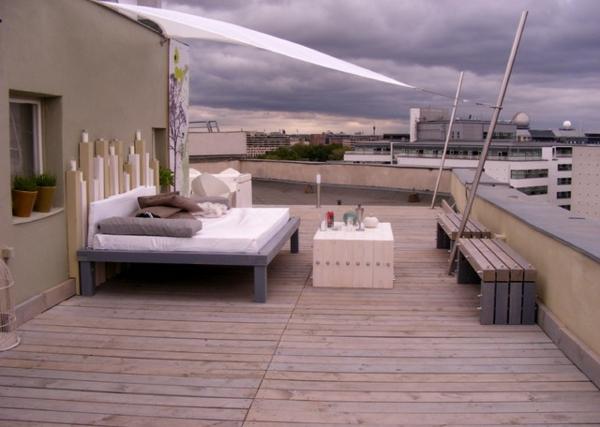 lounge terrasse wie im boutique hotel entspannung pur zu hause. Black Bedroom Furniture Sets. Home Design Ideas