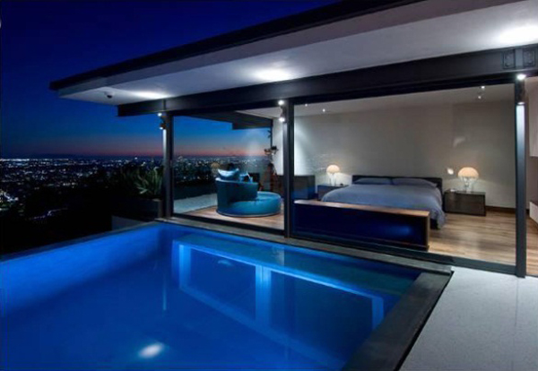 Luxus schlafzimmer mit pool  Luxus Schlafzimmer Mit Pool ~ Kreative Bilder für zu Hause Design ...