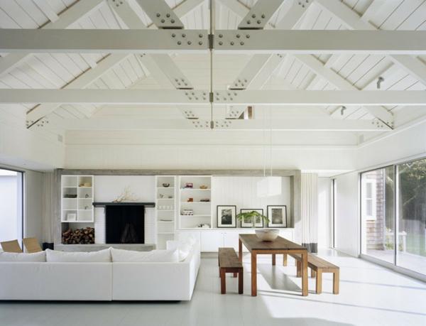mehr ordnung im haus elegante formen in weiß