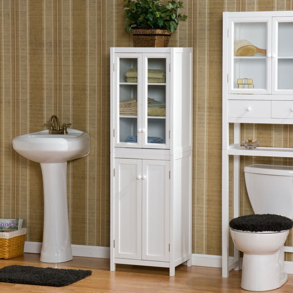 Mehr Stauraum im Badezimmer - schlaue und praktische Ratschläge